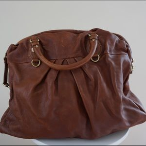 Marc by Marc Jacobs oversized weekender bag